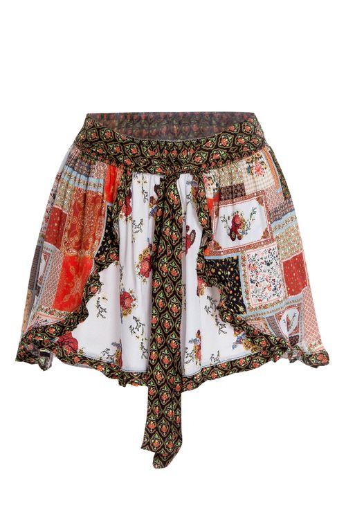 Roxanne Skirt short