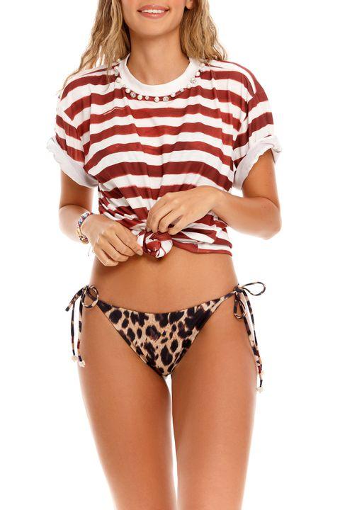 red stripes gift kit