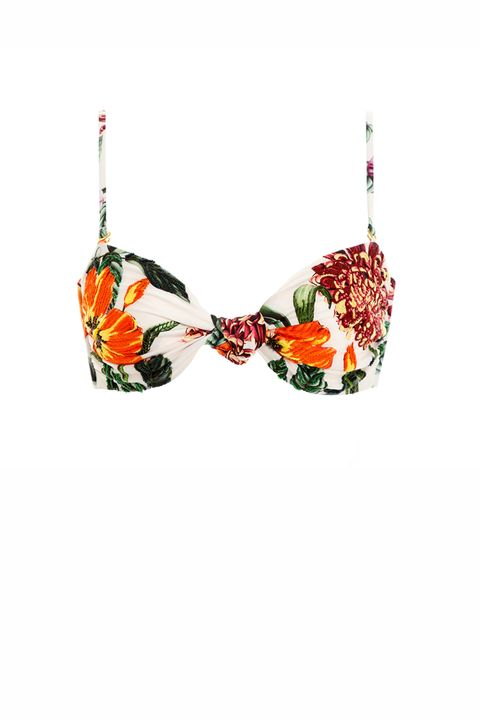 Lucille Top Strapless With Handcrafted Details