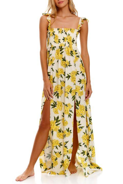 Leandra Long Dress