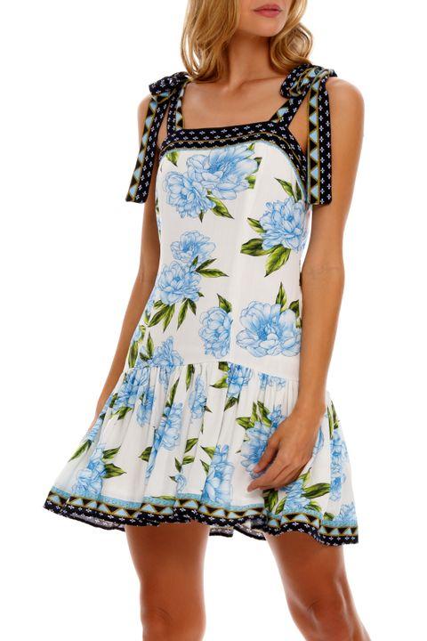 Joaquina Short Dress