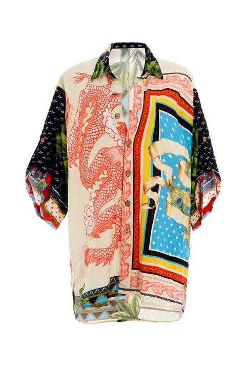 kayra shirt printed shirt