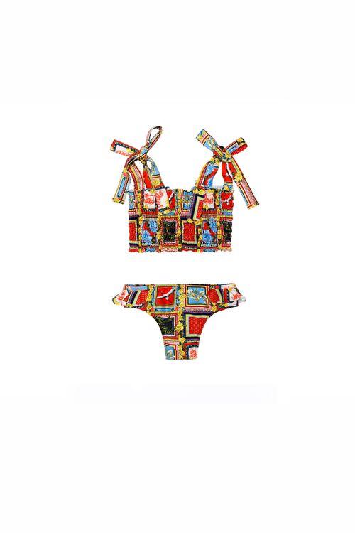 Ava Bikini