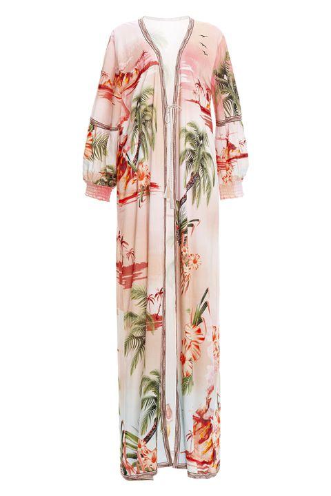 isabelle - long kimono!