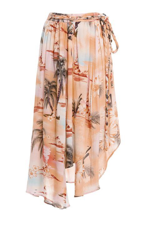 kaylee - layered skirt!