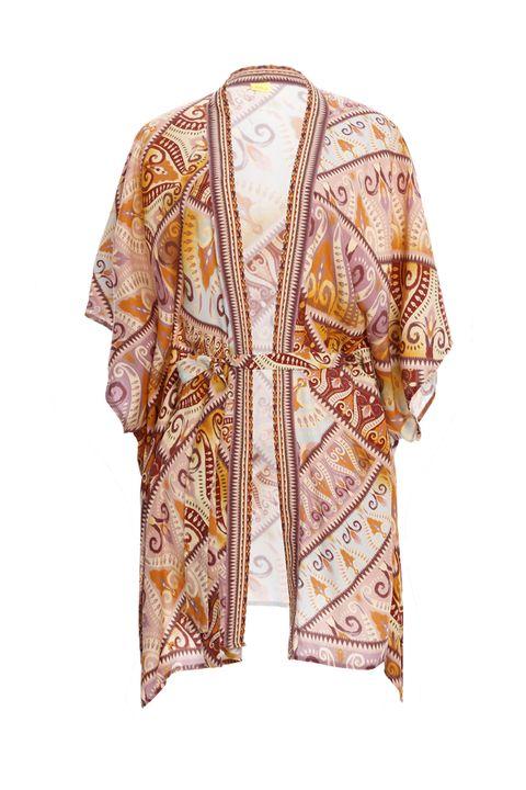 cora - short kimono!