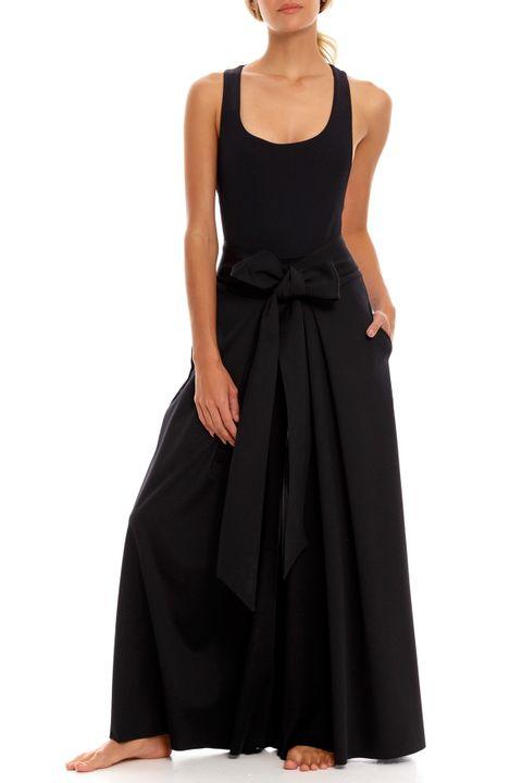 lee - black wide pants!