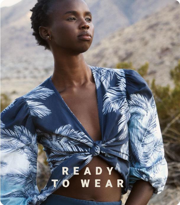 Ready to Wear| Agua Bendita